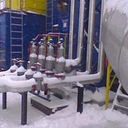 Монтаж и наладка оборудования для газовой промышленности фото