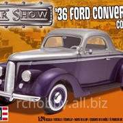 Модель 1/24, 36 Ford Conv Coupe фото