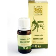 Эфирное масло Flora Secret Эвкалиптовое 10мл фото