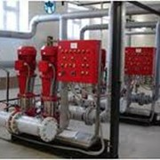 Производство автоматических насосных станций для водоснабжения и пожаротушения фото