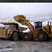 Сервисное и техническое обслуживание карьерной CATERPILLAR фото