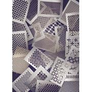 Перфорация листового металла фото