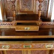 Реставрация антикварной мебели, Золочение предметов декоративно-прикладного искусства фото