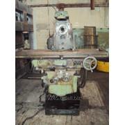 Станок горизонтально-фрезерный 6М83Г в рабочем состоянии фото