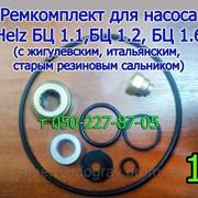 Ремкомплект для насоса Helz БЦ 1.1,БЦ 1.2, БЦ 1.6 фото
