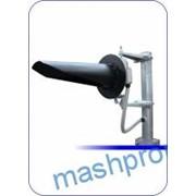 Головка мачтового светофора однозначная со светодиодными светооптическими системами ССС 17701-00-00/01 фото