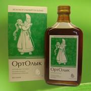 Безалкогольный растительный продукт ОртОлык фото