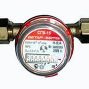 Водосчетчики для горячей воды фото