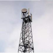 Построение базовых станций мобильной связи фото