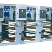 Линия производства бумажных пакетов с печатью PU-ASY- 600, 800, 1000 фото