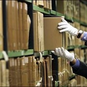 Архивирование и уничтожение документов Одесса фото