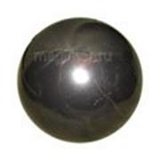 Шар из шунгита диаметр 70 мм фото