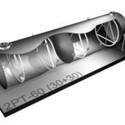 Резервуар двустенный без опор 2РТ-60(30+30) фото