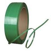 ПЭТ стреп ленты зеленый фото