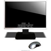 Монитор Asus VE208D Glossy-Black фото