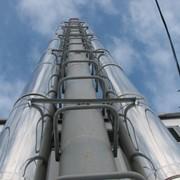 Проектирование стальных дымовых труб фото