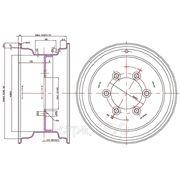 Диск колесный R16 для смесителя-кормораздатчика Vmix, Nolan фото