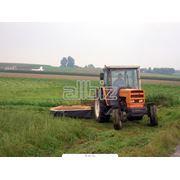 Трактор New Holland TL 100 фото