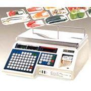 Весы чекопечатающие CAS LP-15 (R). фото