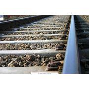 Рельсы железнодорожные новые фото