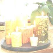 Композиции для ароматических свечей фото