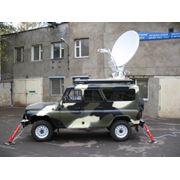 Мобильные земные станции спутниковой связи Вымпел фото