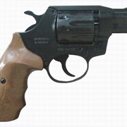 Револьвер Сафари РФ 420, ореховая рукоять фото