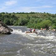 Рафтинг и сплавы по речке Южный Буг фото