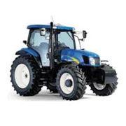 Трактор New Holland TS-130 фото