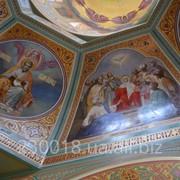 Роспись храма фото