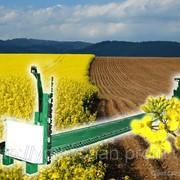 Приспособление для уборки семян рапса (рапсовый стол) ПЗР-6 фото