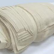 Ткани хлопчатобумажные суровые фото
