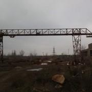 Кран козловой ККС 12,5-32 фото