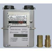 Счетчик газа с эл. корректором G25 ETC фото