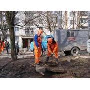 Ликвидация канализационных засорений фото