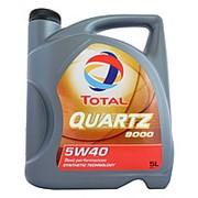 Масло моторное Total Quartz 9000 5w40 (4л.) фото