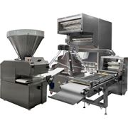 Линия производства заготовок хлебобулочной продукции «Восход-3000» фото
