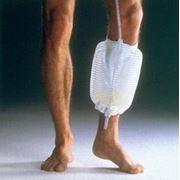 Ножные мешки для сбора мочи Conveen Секьюрити+, 50см/750 мл фото