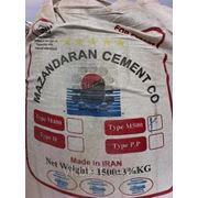 Mazandaran цемент М500 в биг-бэг 1,5 тонны. фото