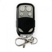 Брелок для GSM сигнализации с металлической вставкой и защитной заслонкой фото