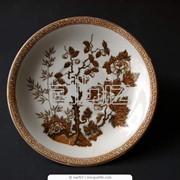 Расписные сувенирные тарелки фото