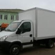 Автомобиль фургон IVECO Daily 50C15 фото