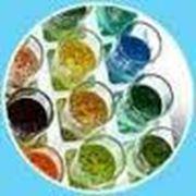Текстиль и кожа. Сырье для легкой промышленности. Текстильные красители. Катионные красители. фото