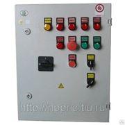 Шкаф управления пожарными насосами с несколькими УПП серии РПФС от 0.37 кВт фото