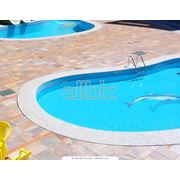 Установка и сборка бассейнов фото