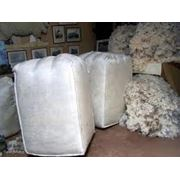 Текстильные волокна животного происхождения фото