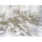 Шерсть полугрубая ковровая мытая фото