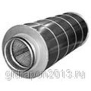 Шумоглушитель для круглых воздуховодов SCr 125/600 фото