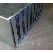 Шумоглушитель ГП L1000 прямоугольный 150х500мм фото