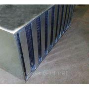 Шумоглушитель ГП L1000 прямоугольный 400х600мм фото